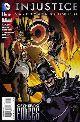 Injustice: Gods Among Us: Year Three (Comic-Book) #2