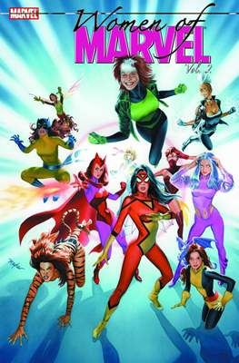 Women of Marvel (Softcover 224-324 pp) #2