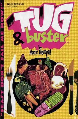 Tug and Buster (Comic-book) #6