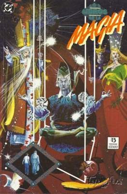 Los libros de la magia (Rústica, 48 páginas (1991-1992)) #4