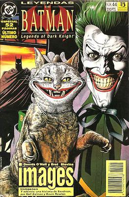 Leyendas de Batman. Legends of the Dark Knight #44