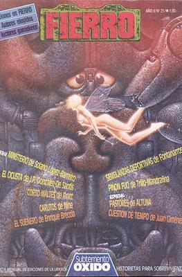 Fierro (Grapa (1984-1992) Primera época) #21