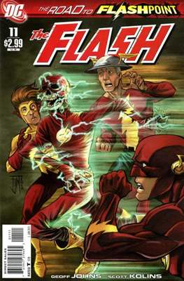 The Flash Vol. 3 (2010-2011) (Comic book) #11