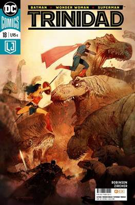 Batman / Superman / Wonder Woman: Trinidad (Grapa 24 pp) #18