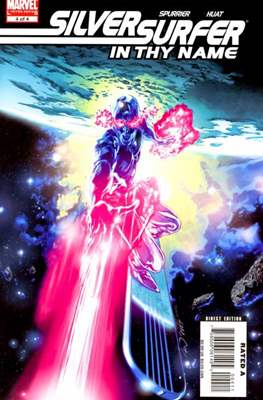Silver Surfer: In Thy Name (Grapa) #4