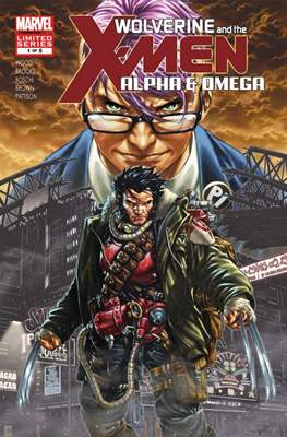Wolverine and the X-Men Alpha & Omega