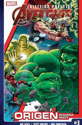 Colección Prestige Avengers (Rústica 72 pp) #3