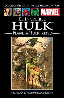 La Colección Definitiva de Novelas Gráficas Marvel (Cartoné) #50