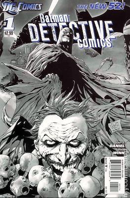 Batman Detective Comics Vol. 2 (2011-2016 Variant Cover) #1
