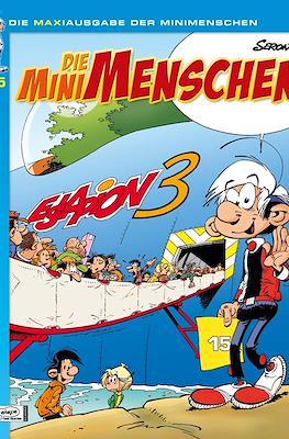 Die Minimenschen (Sotfcover. 160 - 176 pp) #15
