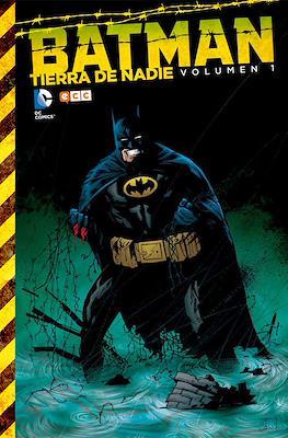 Batman: Tierra de nadie (Cartoné 368 pp) #1