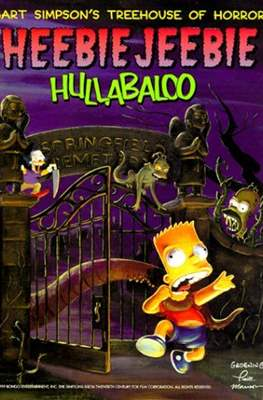 Bart Simpson's Treehouse of Horror