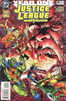 Justice League Annual (Comic Book) #9