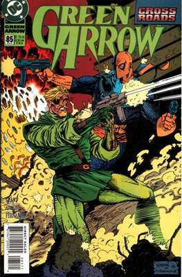 Green Arrow Vol. 2 (Comic-book.) #85