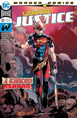 Young Justice (2019-) (Comic Book) #13