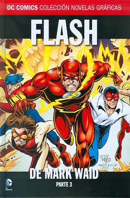 Colección Novelas Gráficas DC Comics: Flash de Mark Waid (Cartoné) #3