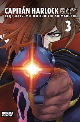 Capitán Harlock: Dimension Voyage (Rústica con sobrecubierta) #3