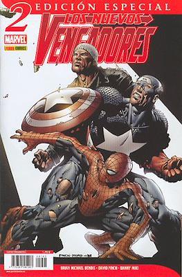 Los Nuevos Vengadores Vol. 1 (2006-2011) #2