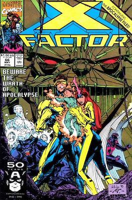 X-Factor Vol. 1 (1986-1998) (Comic Book) #66