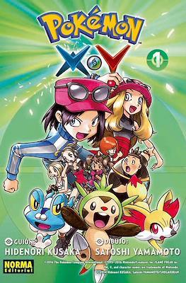 Pokémon X·Y (Rústica con solapas) #1
