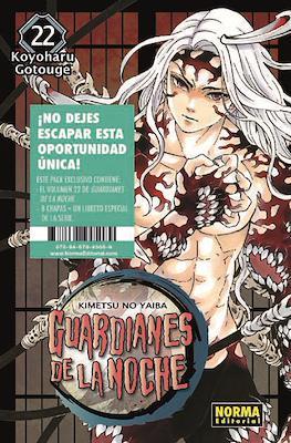 Guardianes de la noche (Kimetsu no Yaiba) (Edición Especial) #22