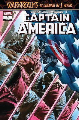 Captain America Vol. 9 (2018-) (Comic-book) #9