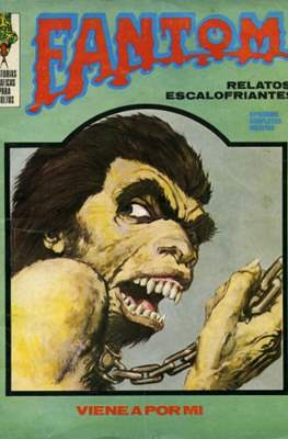 Fantom (1972-1974) (Grapa 64 pp) #15