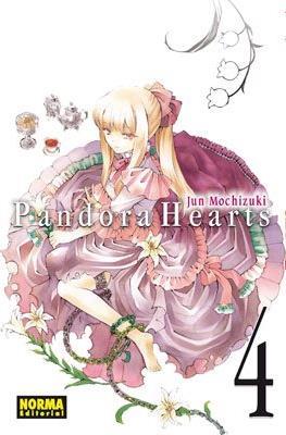 Pandora Hearts (Rústica con sobrecubierta) #4