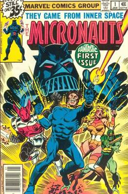The Micronauts Vol.1 (1979-1984) (Comic Book 32 pp) #1