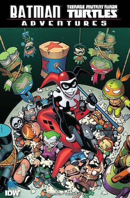 Batman Teenage Mutant Ninja Turtles Adventures (Variant Cover)