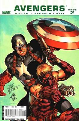 Ultimate Avengers (Comic-book) #2