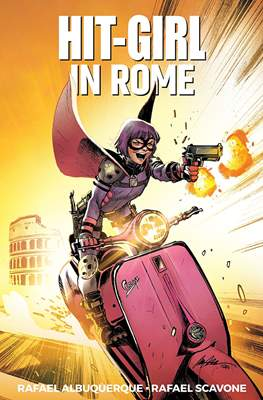 Hit-Girl (Softcover) #3