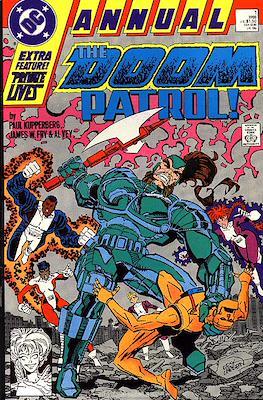 Doom Patrol (1987 2nd Series) Annual (Grapa) #1