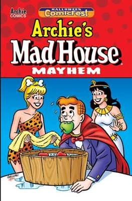 Archie's MadHouse Mayhem Halloween ComicFest 2018