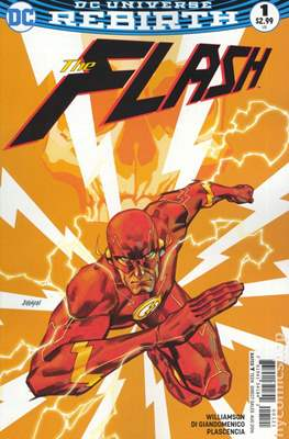 The Flash Vol. 5 (2016- Variant Cover)