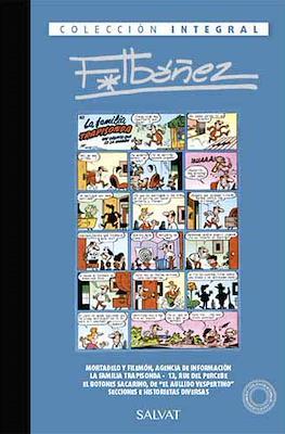 Colección Integral F.Ibáñez (Cartoné 200 pp) #38