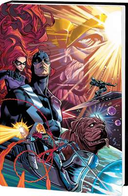 Marvel Cosmic Universe By Donny Cates Omnibus
