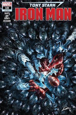 Tony Stark Iron Man (Comic Book) #10