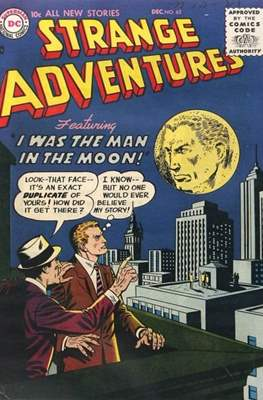 Strange Adventures (Comic Book) #63