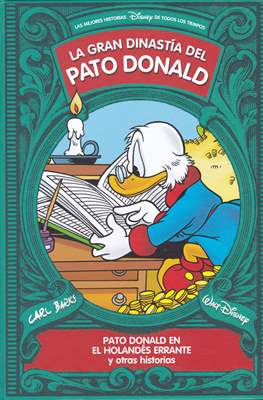 La Gran Dinastía del Pato Donald #28