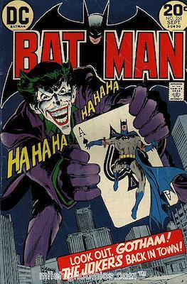 Batman Vol. 1 (1940-2011) (Comic Book) #251