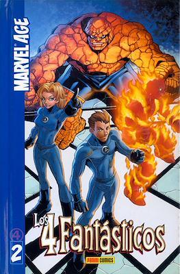 Los 4 Fantásticos. Marvel Age (Rústica 96 pp) #2