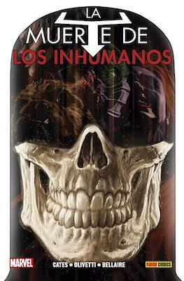 La Muerte de los Inhumanos. 100% Marvel HC
