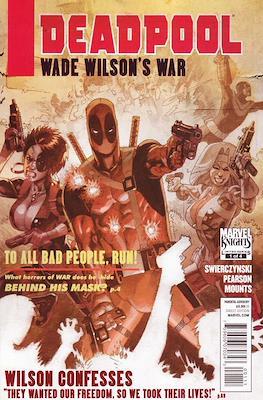 Deadpool Wade Wilson's War (Comic Book) #1