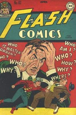 Flash Comics / The Flash (1940-1949, 1959-1985, 2020-) #82