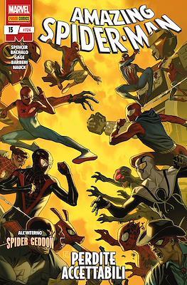 L'Uomo Ragno / Spider-Man / Amazing Spider-Man (Spillato) #724