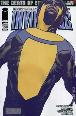 Invincible (Variant Covers) (Comic-book) #100.4