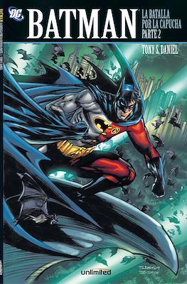 Batman. La batalla por la capucha (Rústica) #2