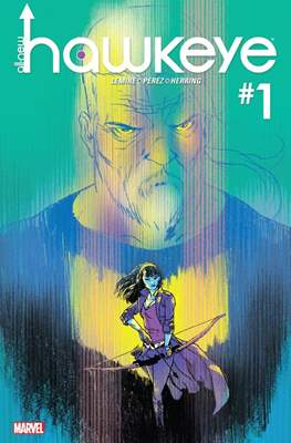 All-New Hawkeye (Vol. 2 2015-2016) (Digital) #1