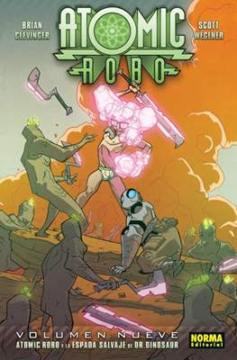 Atomic Robo (Rústica) #9